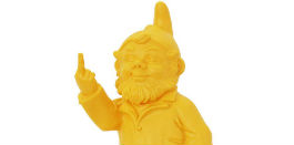 gnome-in-yellow